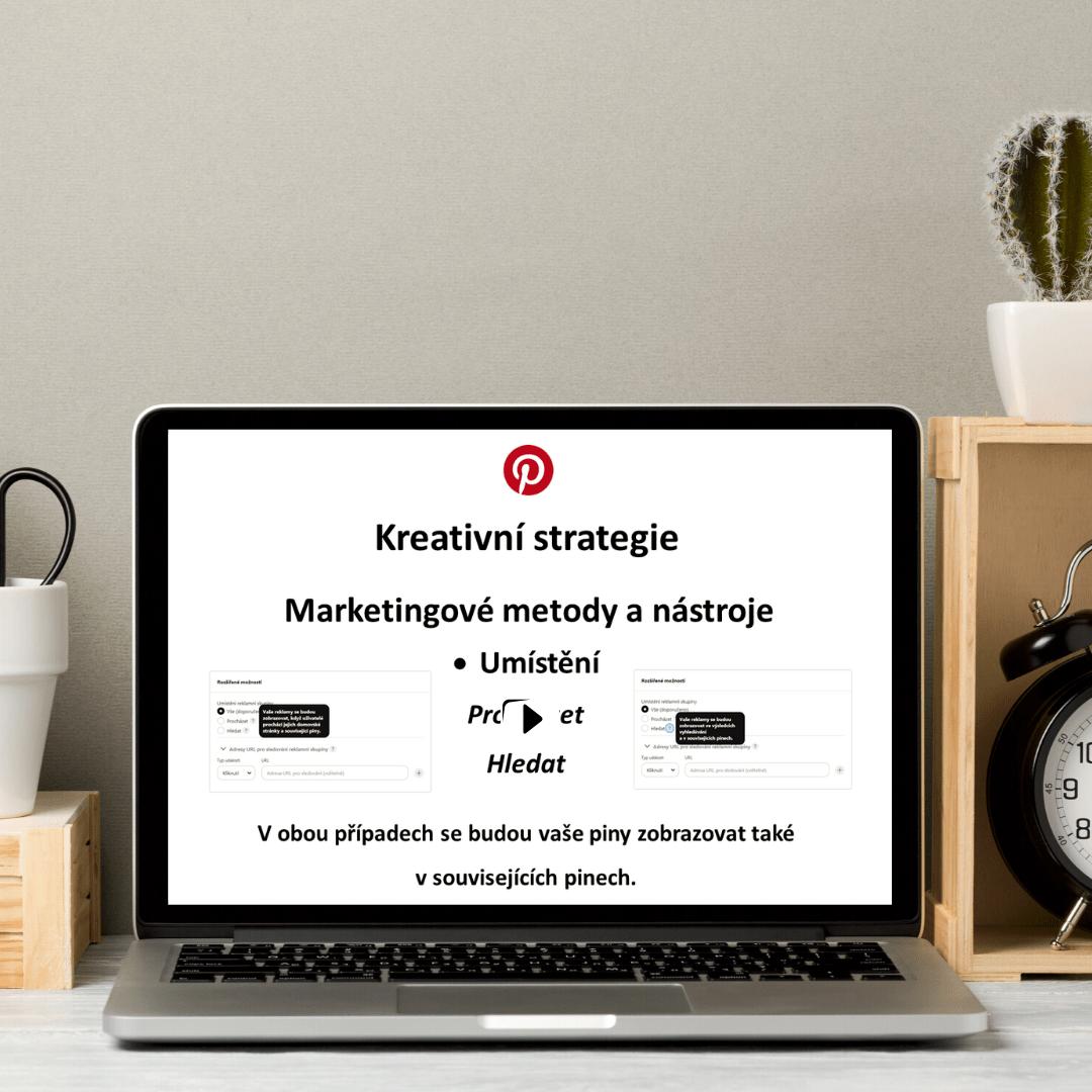 Kreativní strategie PIN