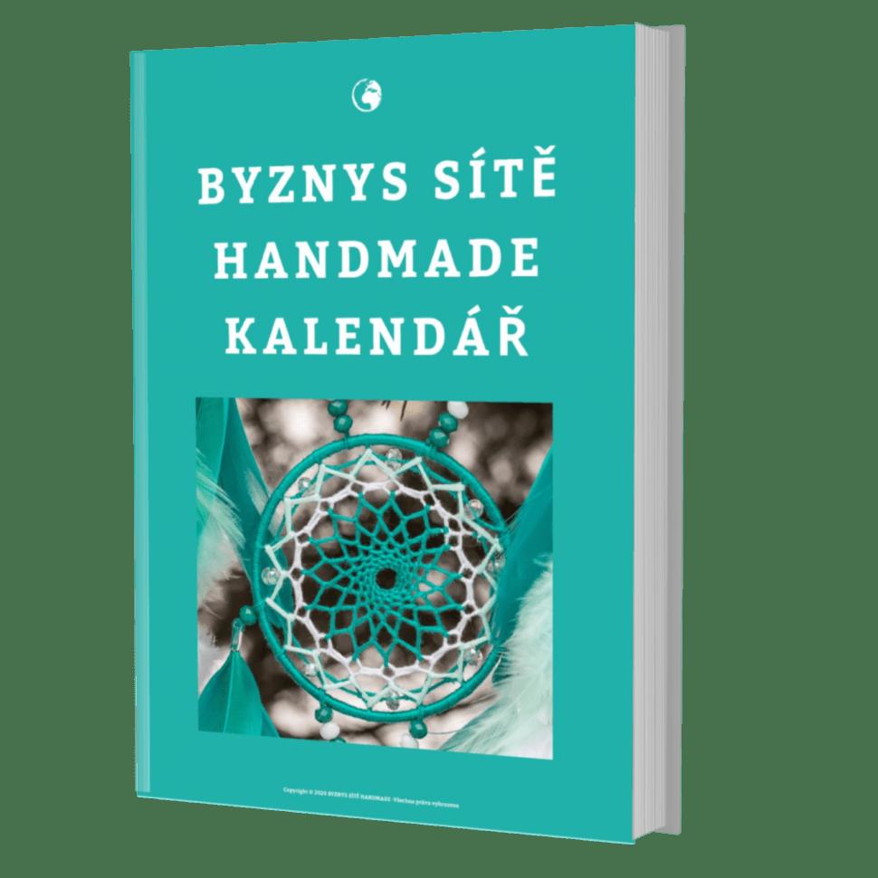 Byznys sítě handmade kalendář