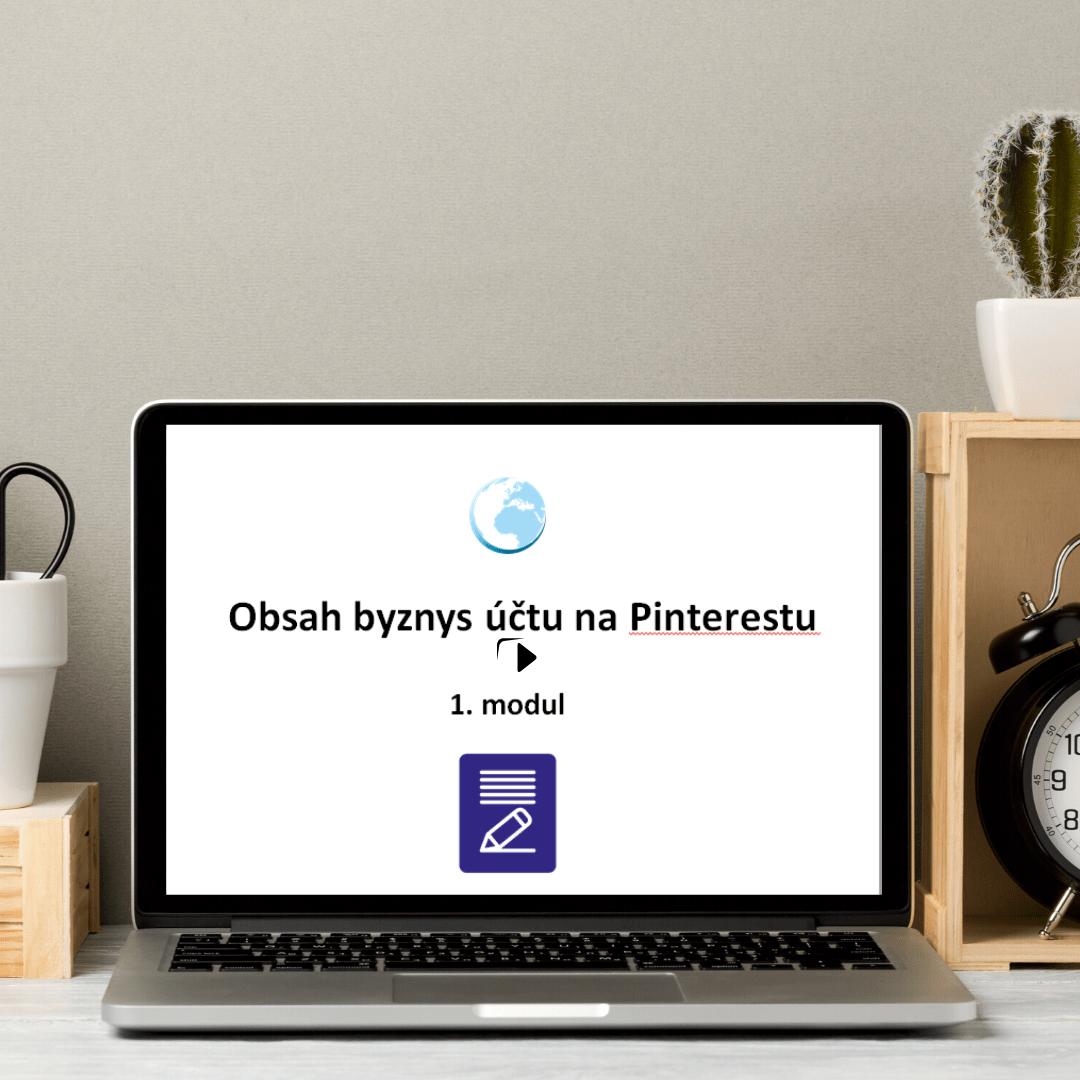 Úspěšná byznys stránka PIN